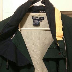 Men's size XL/IG Nautica hooded jacket!